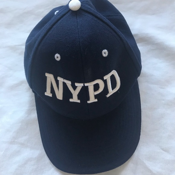 1f90271eb Vintage NYPD hat like new